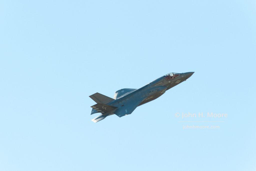 F-35.  2016 Miramar Air Show.  San Diego, California, USA.